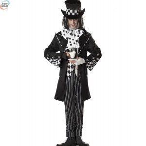 Dark Mad Hatter Kostymer