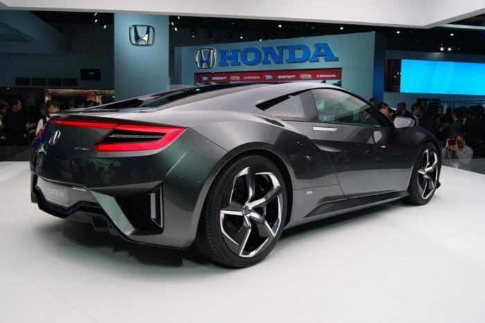 New Honda NSX - 2015