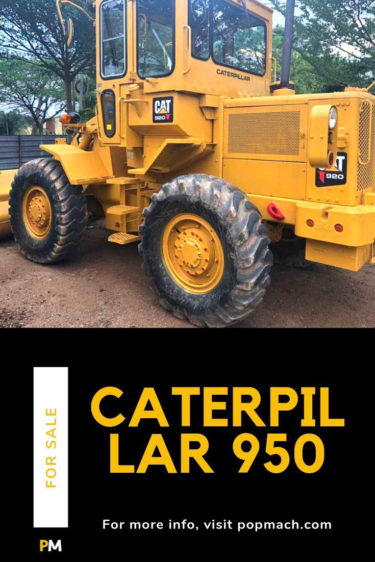 CATERPILLAR (CAT) 950 2015 💰[For Sale] Location Johor