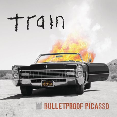 2015. 02. 28. Train 《Bulletproof Picasso》