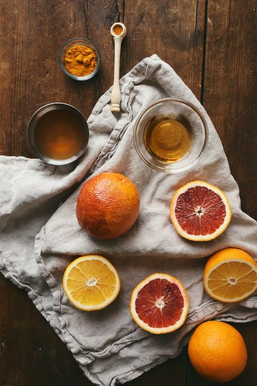 rejuvenating citrus juice | dollyandoatmeal.com