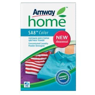 www.amway.ru/user/ada1804  SA8™ Порошок для стирки цветных тканей