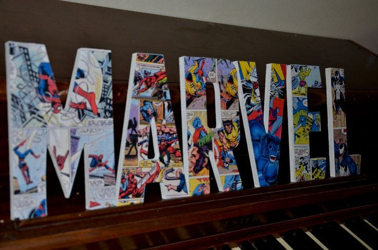 Interesting 20+ Marvel Bedroom Decorating