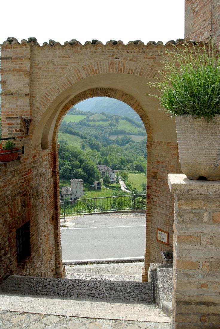 Porta di Valle #marcafermana #montefortino #fermo #marche