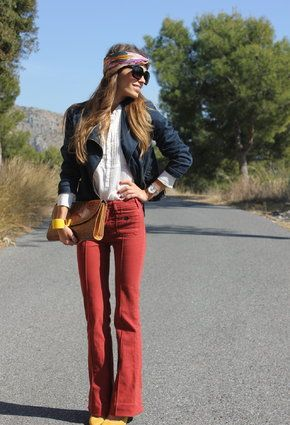 Hippie Chic For The Office | Outfits That I Really Love | Pinterest | Teaching The White And ...