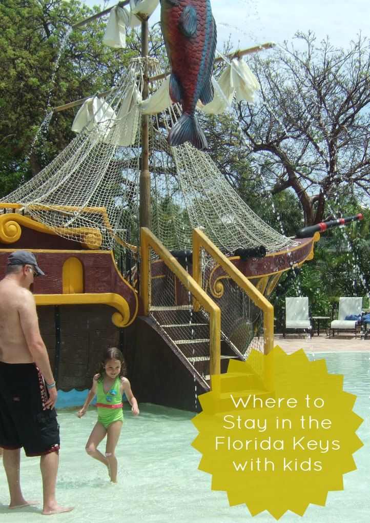 If you are looking for a great place for a family vacation in the Florida Keys, Hawk's Cay on Duck Key is a great place to stay in the Keys with kids. They have a great kids club, dolphin encounters, water sports, family size villas and a fun pirate pool for starters.