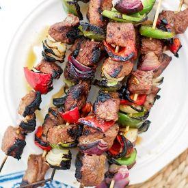 Fajita Kebabs [B.BRITNELL] eat365.com.au