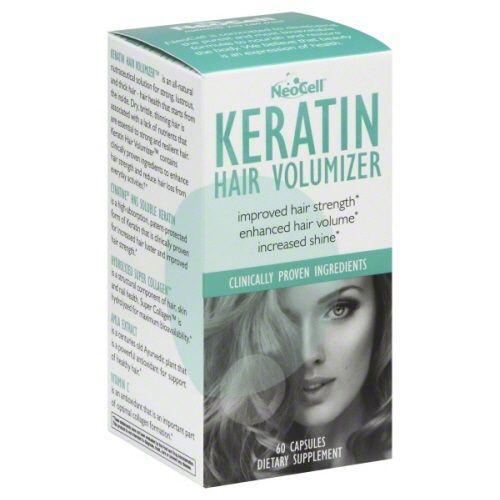 Neocell Keratin Hair Volumizer (1x60CAP)