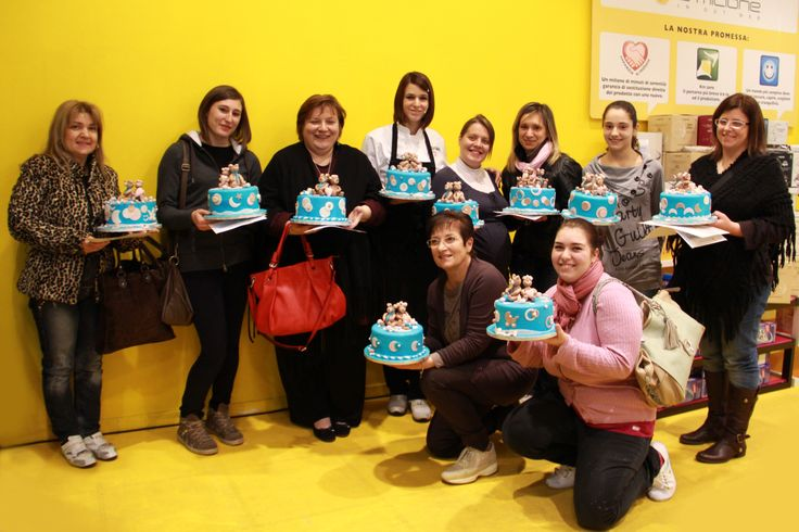 I nostri cake designer e le loro creazioni