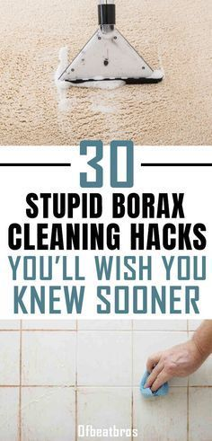 150d9a1a4545a777846185830492d518 Borax is a great cleaner for home with so mazy amazing cleaning hacks. Cleaning ...