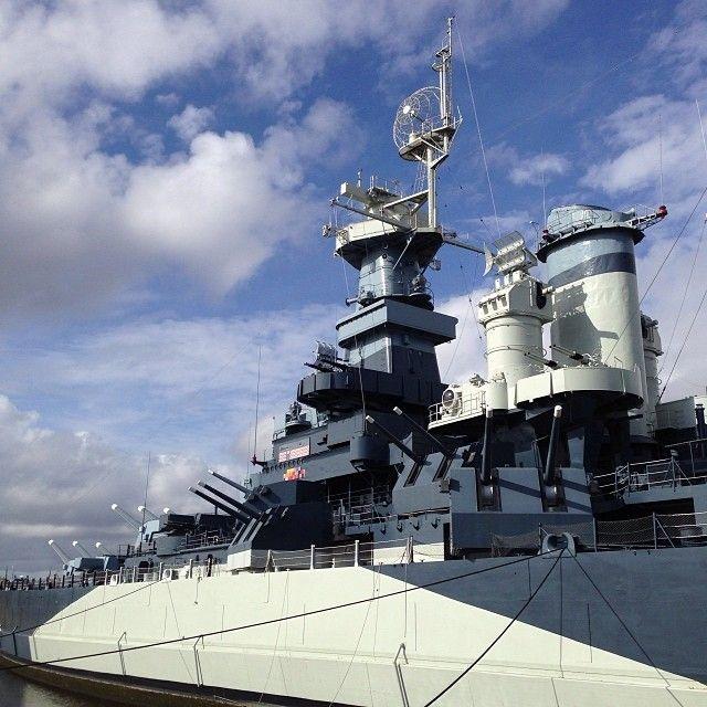USS North Carolina Battleship; was the lead ship of North Carolina-class…