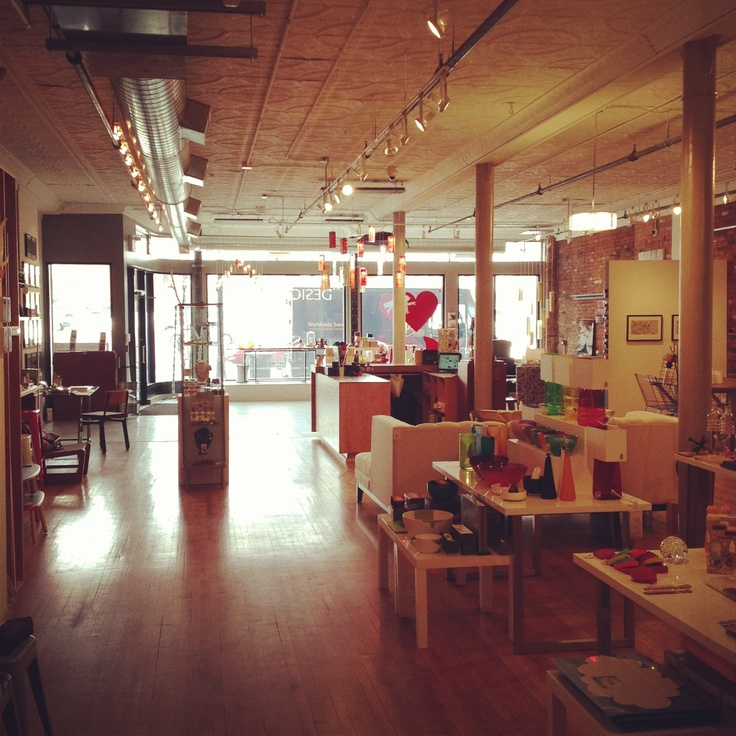 The Art Gallery of Hamilton's Design Annex on James Street North- great  gift ideas and. Home FurnishingsAnnexGreat ...