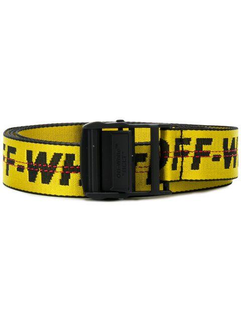 miglior servizio 5c27d 7ec4f Off-White industrial belt | Hypebeast | Off white industrial ...