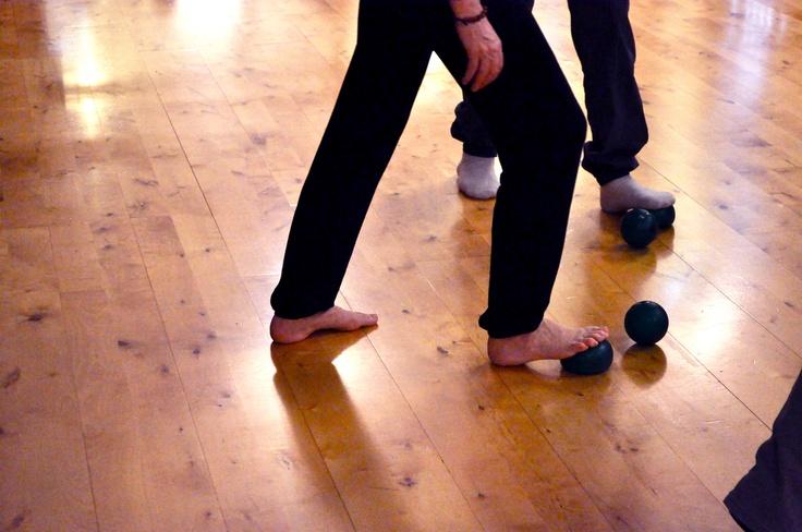 piedi palle franklin