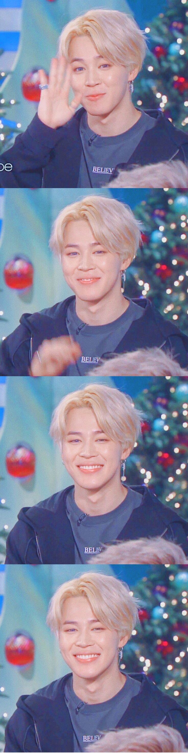 Chimchim so gosh darn smiley and cute