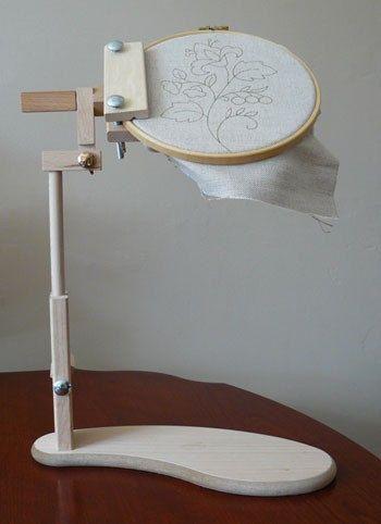 56 Best Needlework Frames Stands Amp Diy Ideas Images On