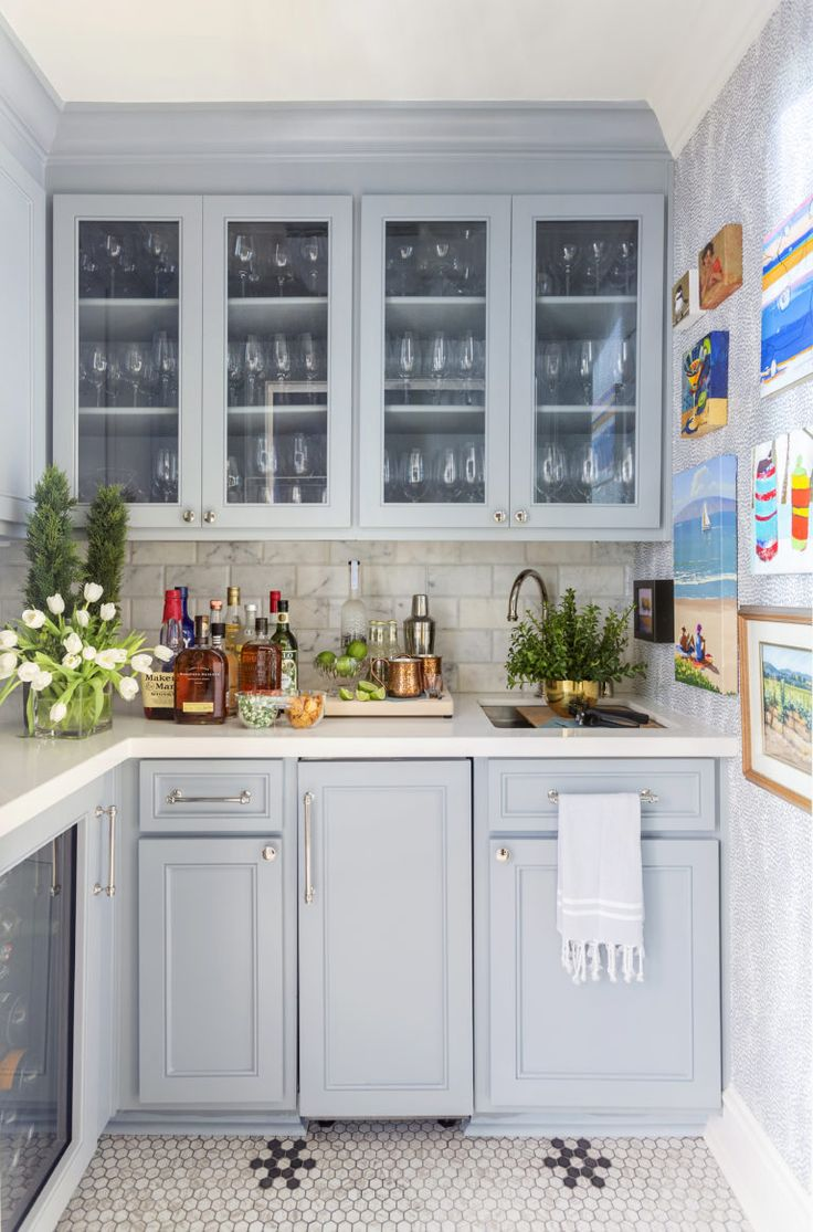 548 best Butler\'s Pantries images on Pinterest | Pantry, Kitchen ...