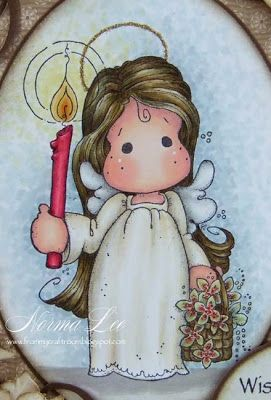 From My Craft Room: Peace and JOY - 3-Step Card - FFFC #102