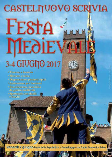 Italia Medievale: Festa medievale di Castelnuovo Scrivia (AL)