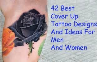 42 Best Cover Up Tattoo Ideas For Men And Women | Tattoos Me Tattoo 1