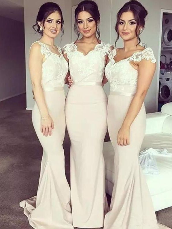81 best Bridesmaid Dress images on Pinterest | Brautjungfern ...