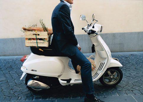 Ride a Vespa Through Europe: Men Food, Cedric Angel, Motors Scooters, Chic Dress, Italian Style, Angel Http Cedricangel Com, 20 Reasons, Cream, Italy Vespas Jpeg