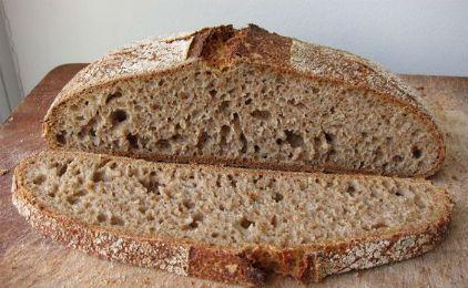 Ψωμί με μαυροσίταρο χωρίς γλουτένη