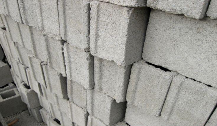 78 id es propos de murs en parpaings sur pinterest - Calculer m2 mur ...
