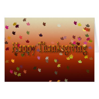 #Happy Thanksgiving Card - #ThanksgivingDay Thanksgiving Day #Thanksgiving #happy #family #dinners #turkey #chicken