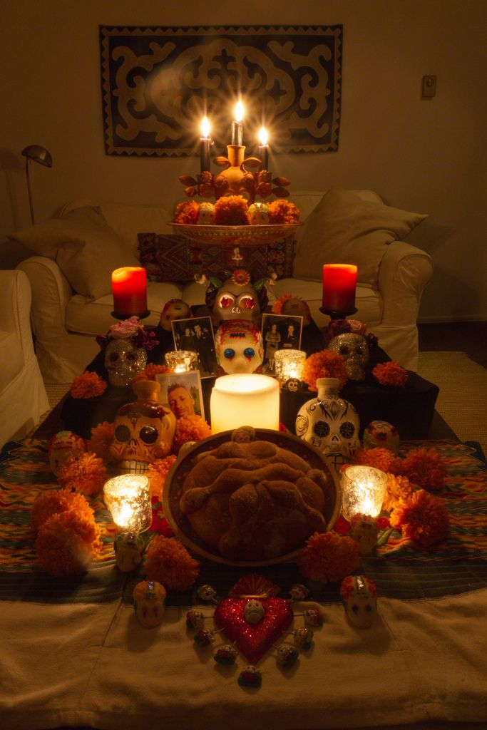 256 Best Images About Dia De Los Muertos ☽ ☾ On Pinterest