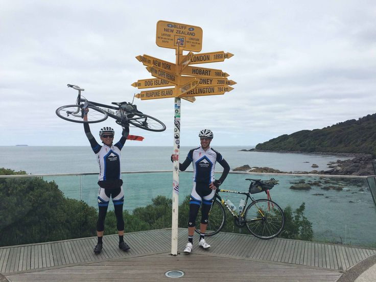 NEIL AND STEVE rode 2394 km's across New Zealand from Cape Reinga to Bluff in 16 Days, a total of 85 hours and 30 minutes. Here are a few questions we just had to ask Neil, Queenstown Store manager at Outside Sports about his epic adventure: Read More https://www.outsidesports.co.nz/blog/post/88/neil-and-steve-rode-2394-km%E2%80%99s-from-cape-reinga-to-bluff.html