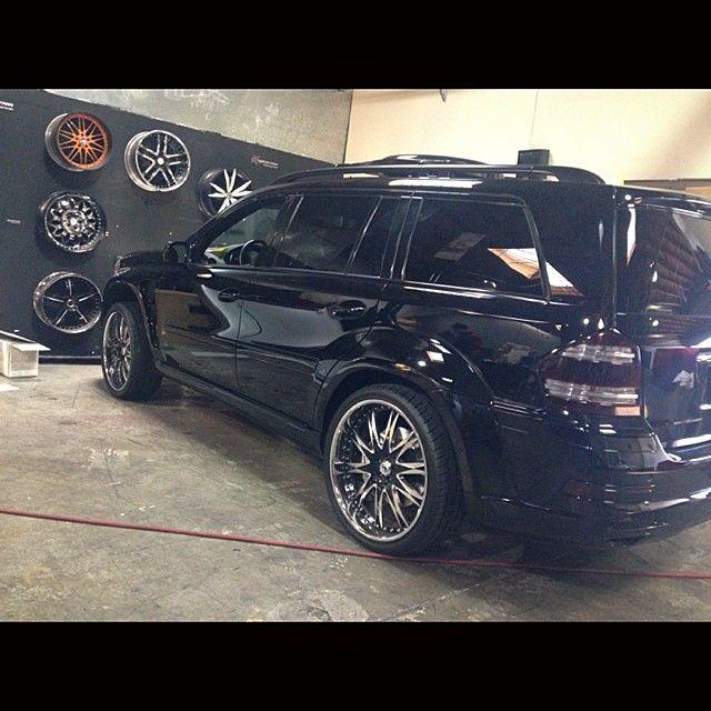 Mercedes GL450-Lorinser! #RSM #ROADSTARR #Carporn