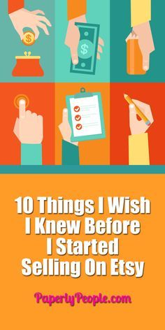 10 Things I Wish I Knew Before I Started Selling On Etsy | I am a take action kind of girl so when I decided to start selling on Etsy I just jumped right in. That really is how I learn best and while it sometimes causes more work, I am okay with that. That said, there were some basic things that I wish I had known going into it!