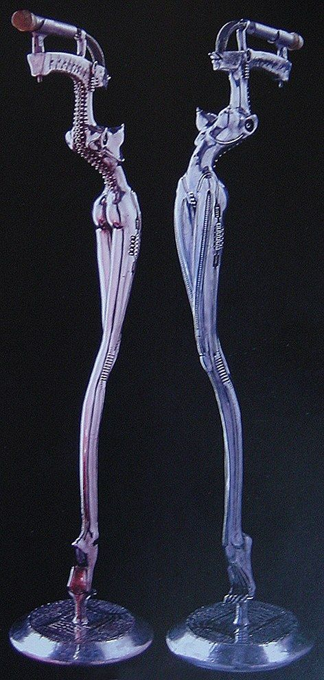 Micrófono de Jonathan Davis (Korn), 2000.