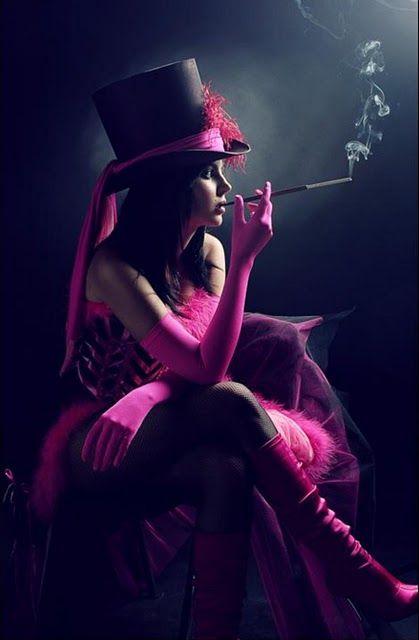 couleurs, sensualité, liberté... la devise du cabaret ?