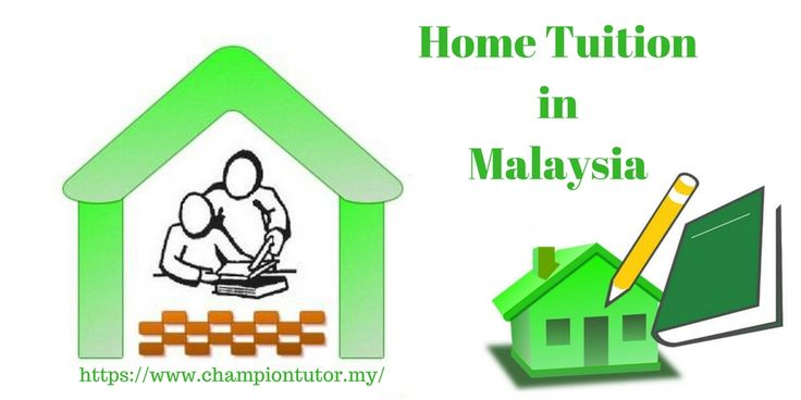 Hire Home #Tutor  best grades in Exams. ChampionTutor is leading #tuition agency who provides quality #education and enhance child's #learning  ability. #tutoring #tutorial #tutors #malaysia