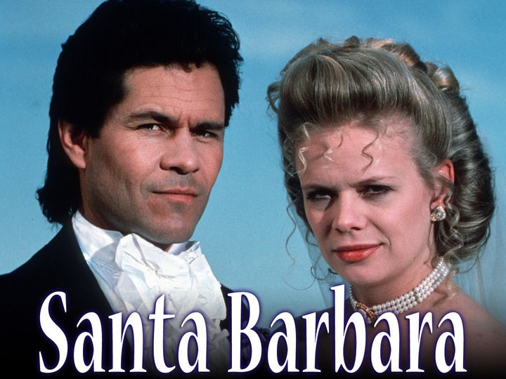 The first soap opera I ever watched.