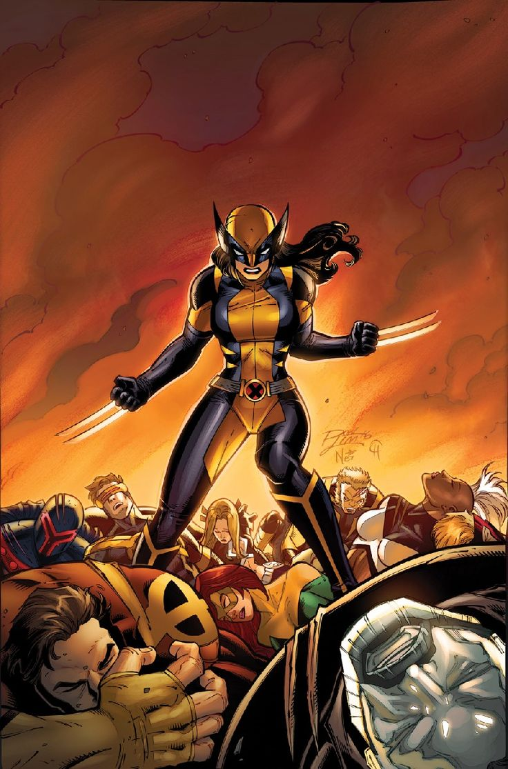 """""""All-New Wolverine #13"""" first look"""