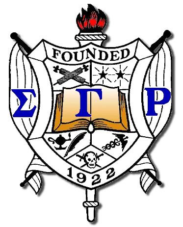 Sigma Gamma Rho Sorority, Inc. official crest