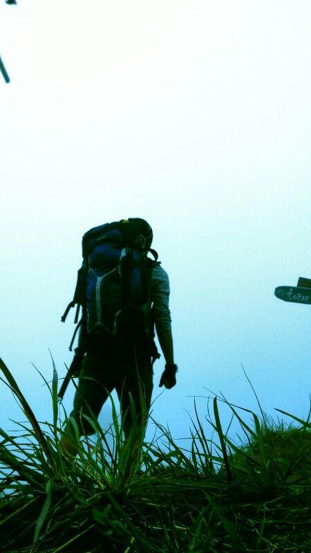 Cikurai mountain garut indonesia