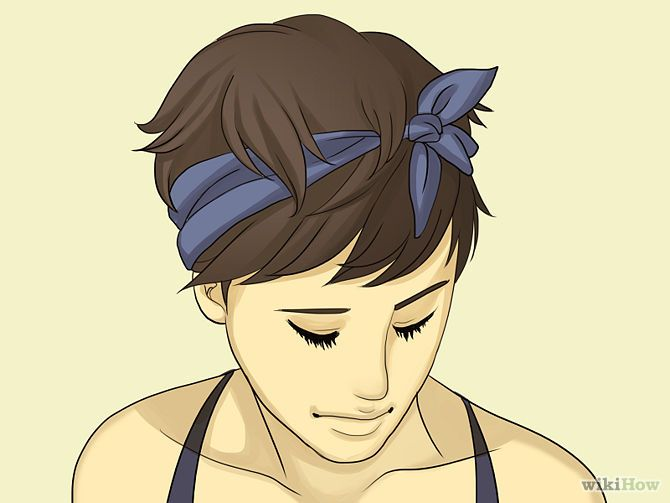 How to Pull Off a Pixie Cut: 15 Steps (with Pictures) - wikiHow