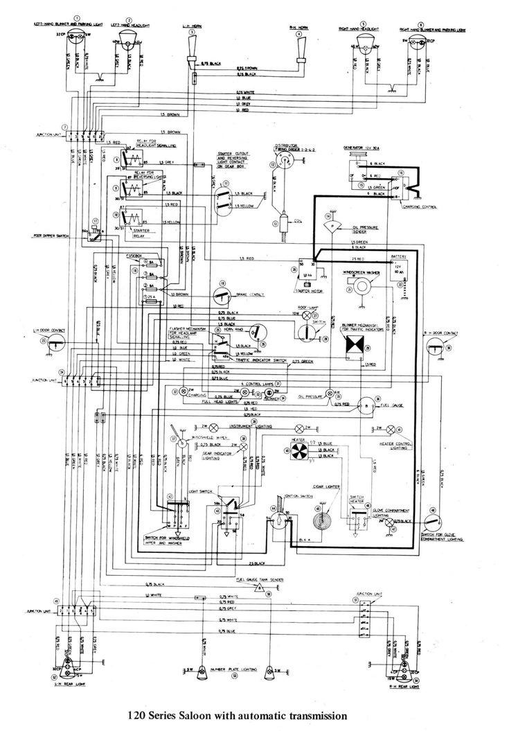 Car Alternator Wiring Diagram Unique in 2020 Electrical