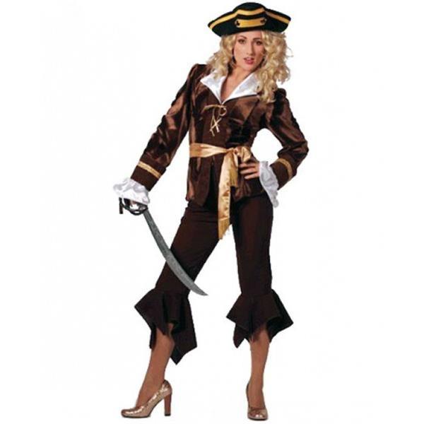 Женский костюм пирата купить москва