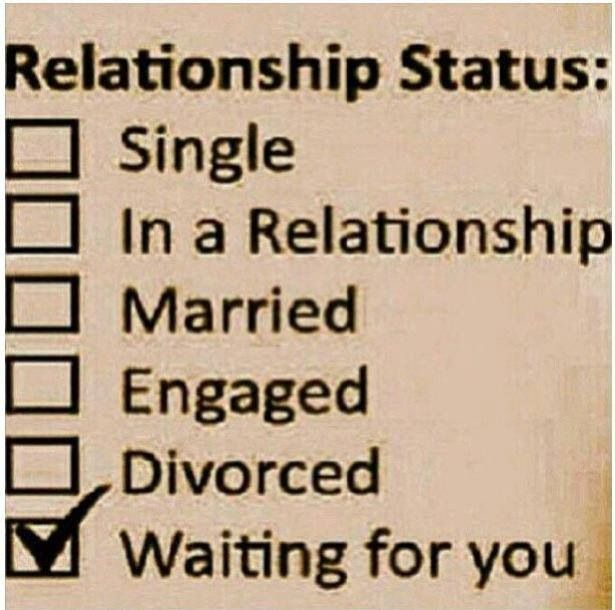 in love relationship status