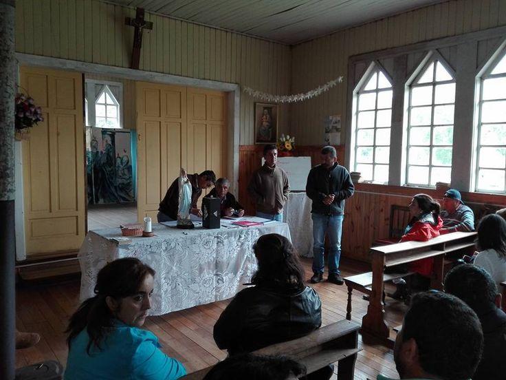 En la reunión del Sábado 25 de Marzo de 2017, se eligió a nueva directiva, que representará a la comunidad y dará la pelea para parar está hidroeléctrica.