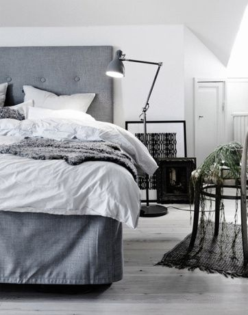 House Doctor Sänggavel med sängkappa | Artilleriet | Inredning Göteborg