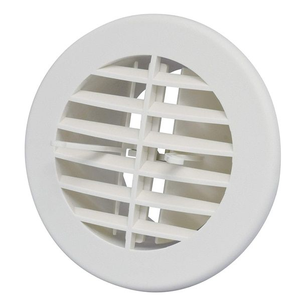 Ap Products A10 3350vp Round Air Heat Furnace Vent 4 White Ceiling Vents Furnace Vent Vent Covers