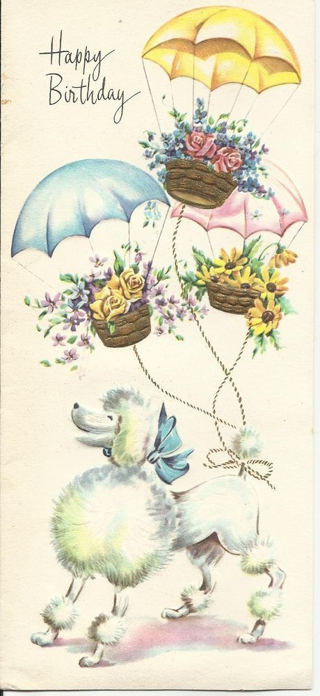 625 Best Vintage Cards Birthday Images On Pinterest Vintage Cards