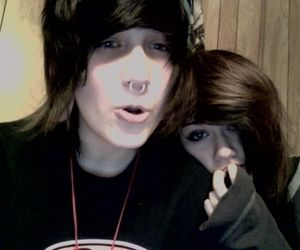 emo scene couples - Google Search