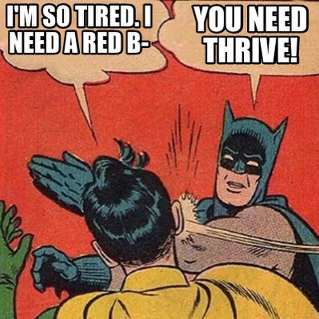 Tired? It's time to thrive join me today at http://achleyann.le-vel.com/